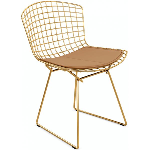 Bertoia Side休闲椅