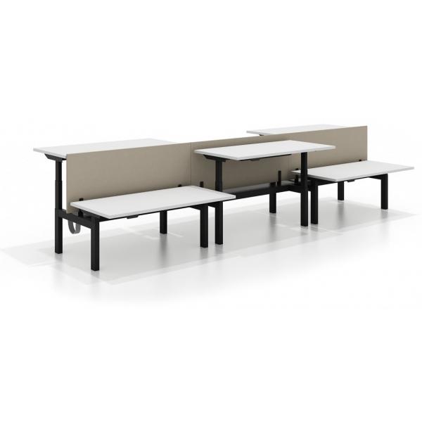 k.™ bench Height-Adjustable Benching