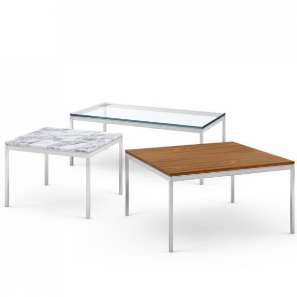 Florence Knoll™ Coffee and End Tables